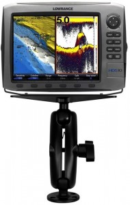RAM MOUNT UCHWYT DO ECHOSONDY GARMIN, LOWRANCE, HUMMINBIRD DŁ. 5,6CALA