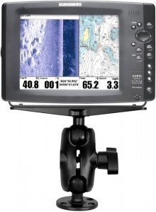 Uchwyt do echosondy Lowrance Humminbird Garmin dł. 3,5 cala